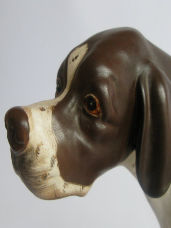 Instinct Antiques Beswick English Pointer Number 1050