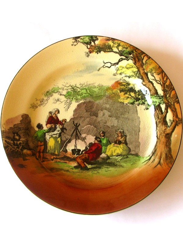 Instinct Antiques Royal Doulton English Old Scenes Quot The